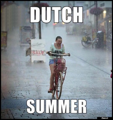 Dutch summer